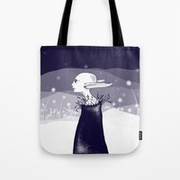 elf in the night Tote Bag