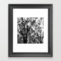 Nature Into Me Framed Art Print