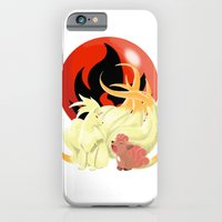 iPhone & iPod Case featuring Of Many Tails by 8 BOMB