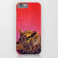 iPhone & iPod Case featuring Portrait of Sir Parker by Sir P & Lady J