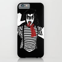 French Kiss iPhone 6 Slim Case