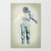 Astroscape Canvas Print
