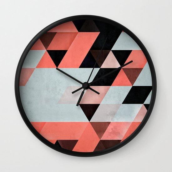 cyryl mntyn Wall Clock