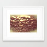 Give Me Love Framed Art Print