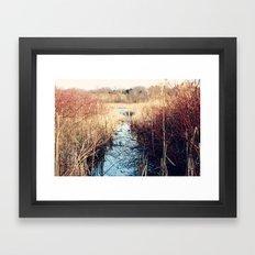 Unconfined Solitude Framed Art Print