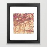 Sunlight//One Framed Art Print