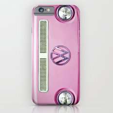 Summer of Love - Cotton Candy Pink iPhone 6 Slim Case