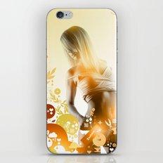 Granny Delicious iPhone & iPod Skin