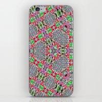 Tulip Trails 3 A iPhone & iPod Skin