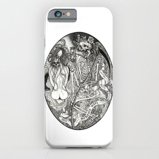 Memento Mori iPhone & iPod Case