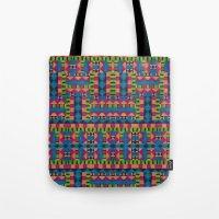 kiwi tribe Tote Bag