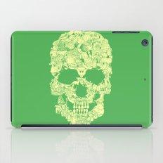 Clip Art Skull iPad Case