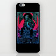The Ghost Of Dead Motor … iPhone & iPod Skin