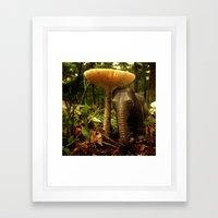 Appalachian Wonderland No. 2 Framed Art Print