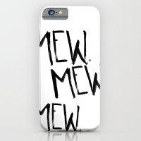 Mew. iPhone 6 Slim Case