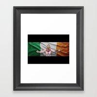 Conor  Framed Art Print