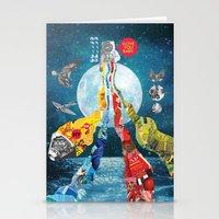 Luna Marina Stationery Cards