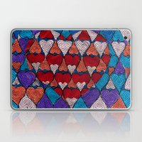 Op Heart Laptop & iPad Skin
