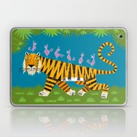 Tiger Transportation Laptop & iPad Skin
