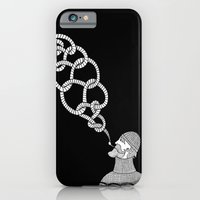 iPhone & iPod Case featuring Sailors Knot by Andrea Orlic