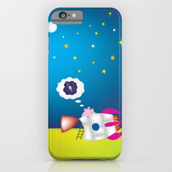 rocket pig part 1 iPhone & iPod Case