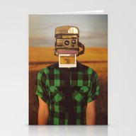 I See What You See Stationery Cards