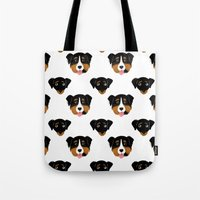 Hallie And Dobby Tote Bag