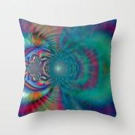 Oasis Light - Digital Ar… Throw Pillow