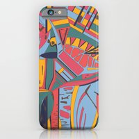 iPhone & iPod Case featuring The Time by Laura Sturdy