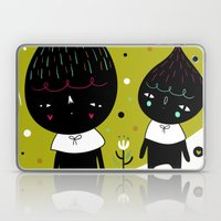 Home Is Where I'm With Y… Laptop & iPad Skin