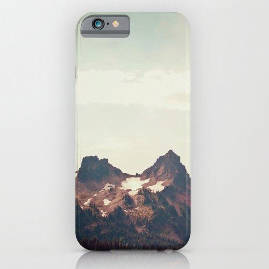 Mountain Ridge Morning iPhone & iPod Case