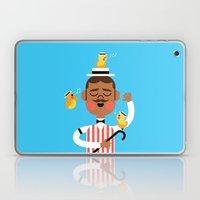 Barbershop Quartet Laptop & iPad Skin