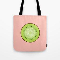 Kiwi poster Tote Bag