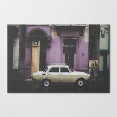 Havana IV Canvas Print