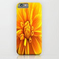 yellow Flower Slim Case iPhone 6s
