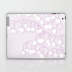 Lilac Lily Laptop & iPad Skin