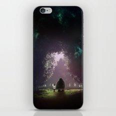 Feel Lonesome iPhone & iPod Skin