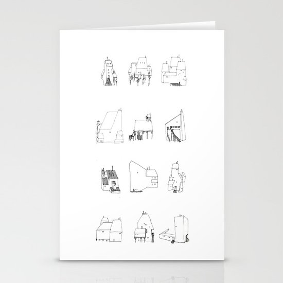 452 possibilities Stationery Card