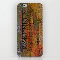 Cuppert's Covered Bridge iPhone & iPod Skin