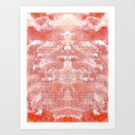 Dreamsicle Art Print