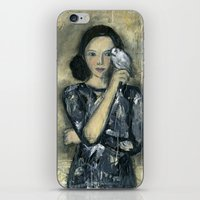 Contentment iPhone & iPod Skin