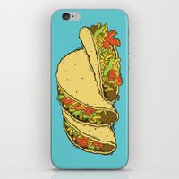 Tacos iPhone & iPod Skin