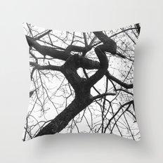 RAMI E FULMINI Throw Pillow