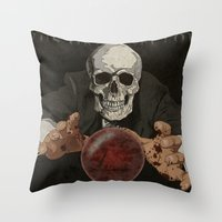 You Voted For Us Throw Pillow