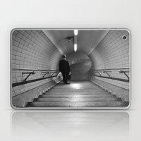 Empty London Underground… Laptop & iPad Skin