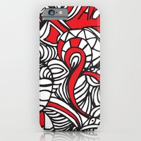 iPhone & iPod Case featuring Alo by monasita