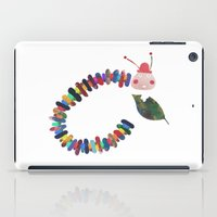 Mr Caterpillar iPad Case