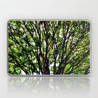 Leaves And Branches 3 Laptop & iPad Skin