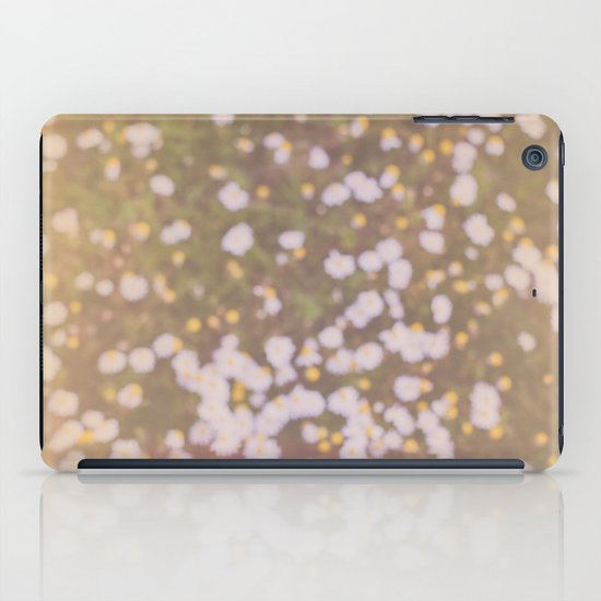 Summer brings the flowers iPad Case