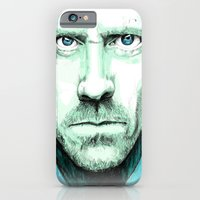 iPhone & iPod Case featuring hallucinogenic House by Matteo Lotti
